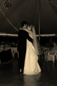 first dance sepia (2)