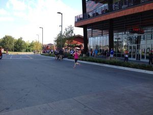 2014 Go Girl Run Half Marathon - Overland Park, KS