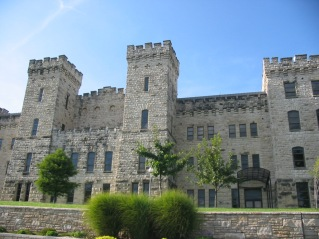 Kansas State University, had class here - not an image I took