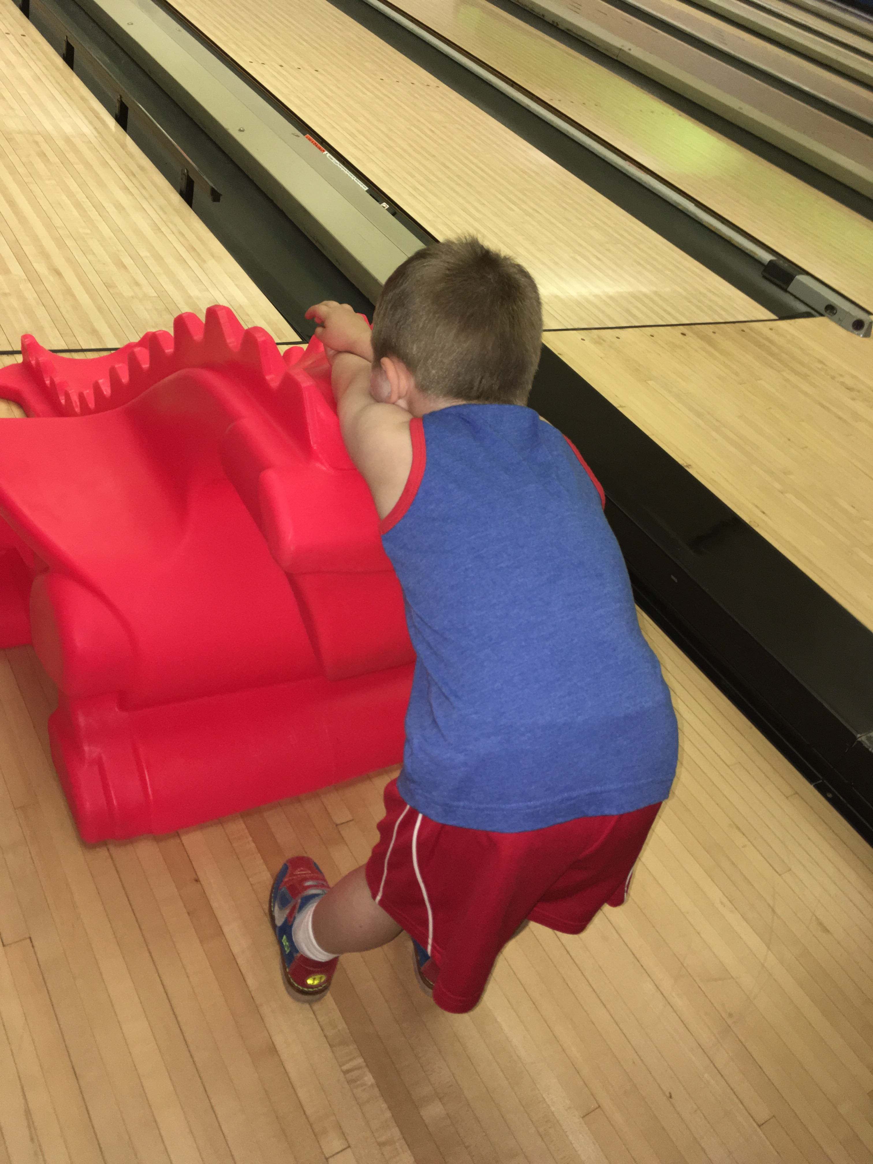 Bowling Form