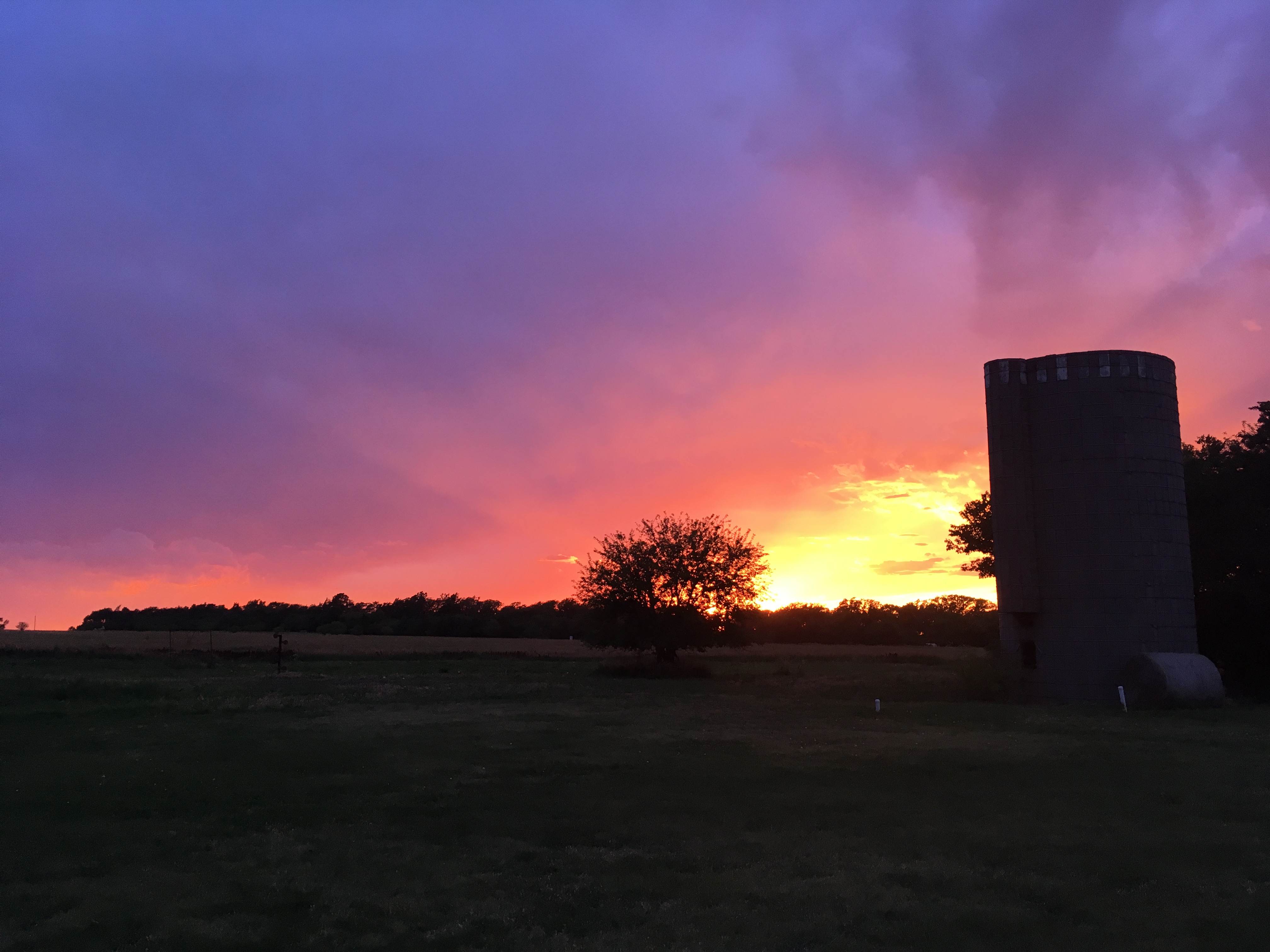 blog 7-2 KS Sunset